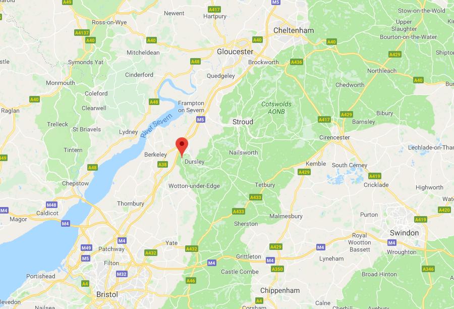 PMH025 Location Map